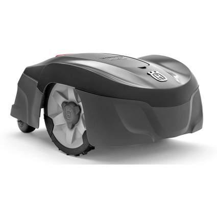 Black automower