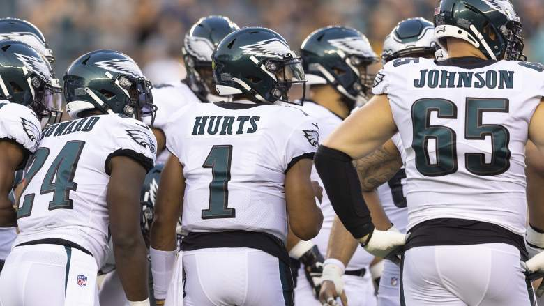 Watch Eagles Game Online