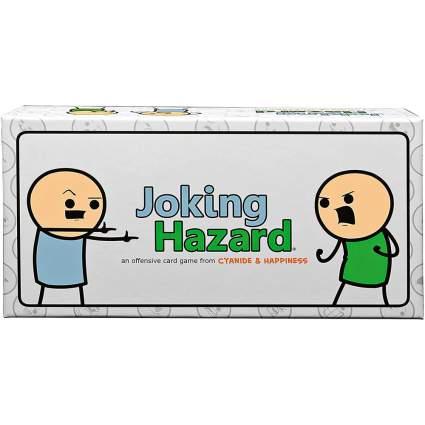Joking Hazard game box