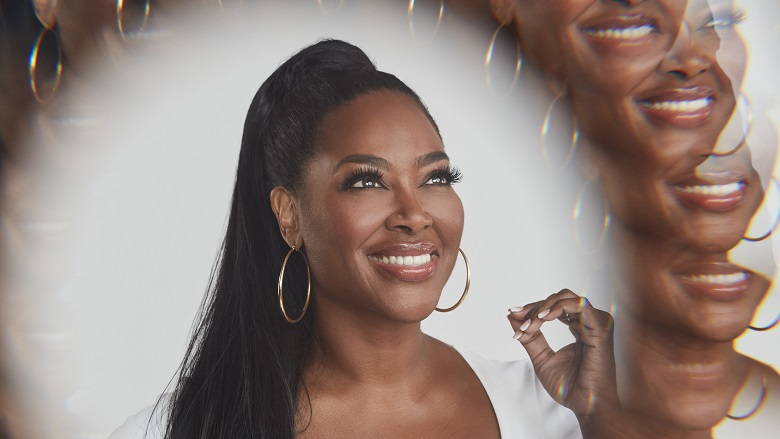Kenya Moore First Dancing With the Stars Performance