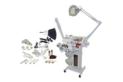 lcl beauty microdermabrasian facial machine
