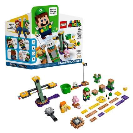 LEGO Super Mario Adventures with Luigi Starter Course Building Kit