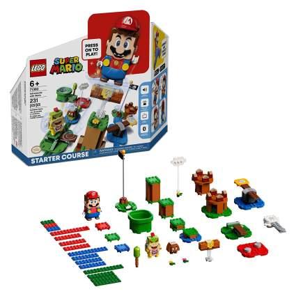 LEGO Super Mario Adventures with Mario Starter Course Building Kit