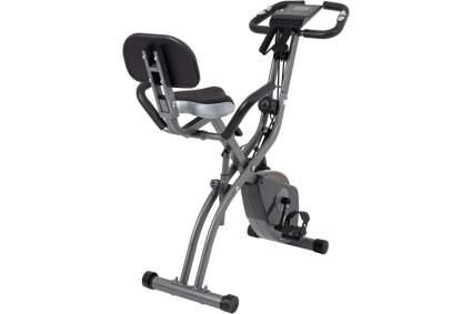 magic life folding exercise bike