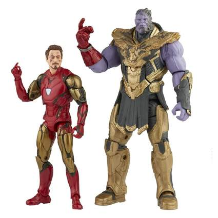 Marvel Legends Iron Man vs. Thanos