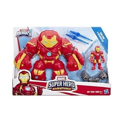 Marvel Super Hero Adventures Iron Man with Hulkbuster