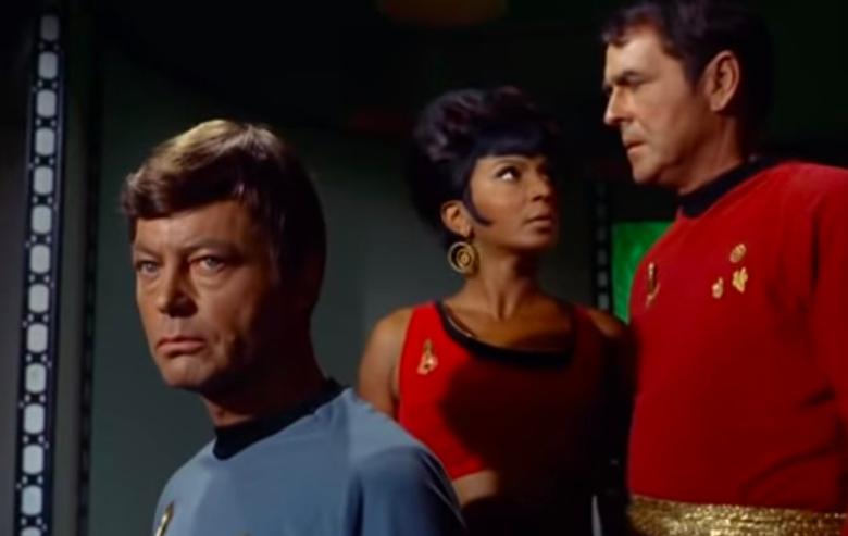 """""""Star Trek: The Original Series"""" episode """"Mirror Mirror"""""""