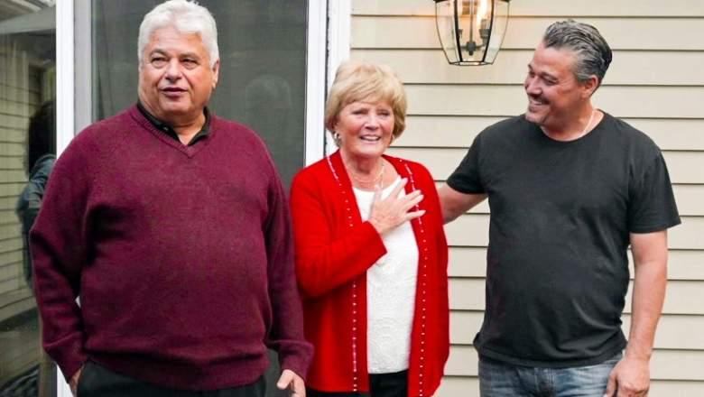 "'Survivor' legend ""Boston"" Rob Mariano returns to his hometown renovate his parents' house."