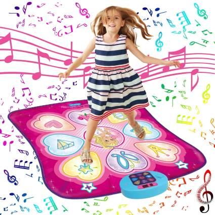 SUNLIN Dance Mixer Rhythm Step Play Mat