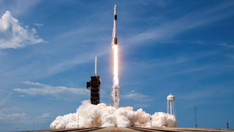 SpaceX Inspiration4 Launch live stream