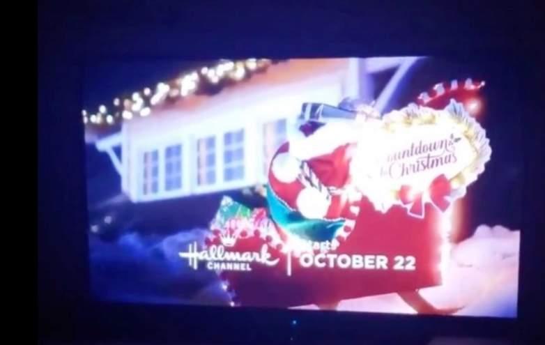 Countdown to Christmas promo
