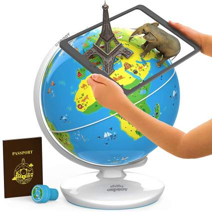 Shifu Orboot: Augmented Reality Interactive Globe For Kids