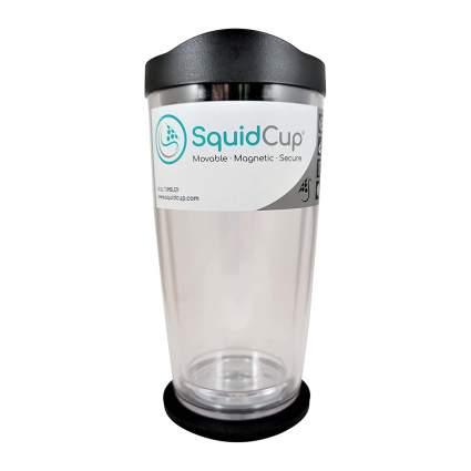 Black squid cup