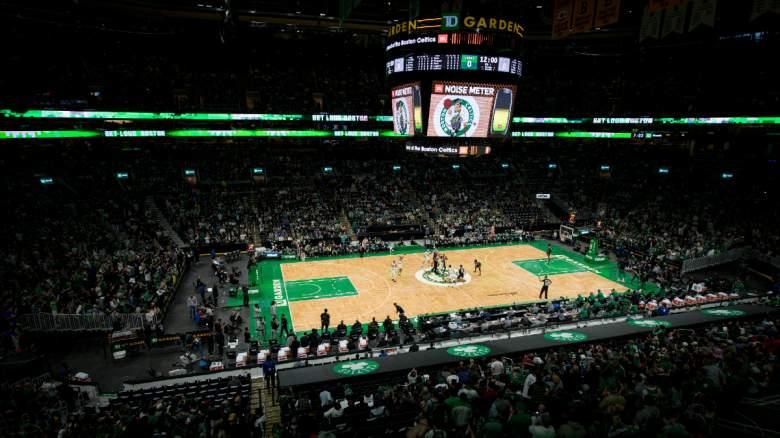 Celtics TD Garden