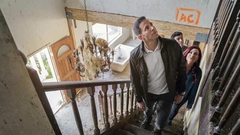 Tarek El Moussa on 'Flipping 101'