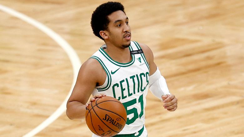 Tremont Waters Celtics