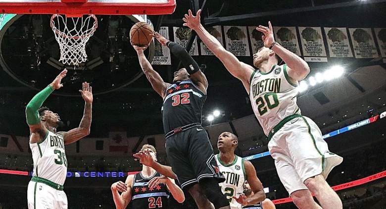 Celtics trade Kris Dunn and Carsen Edwards to Grizzlies for Juancho Hernangomez