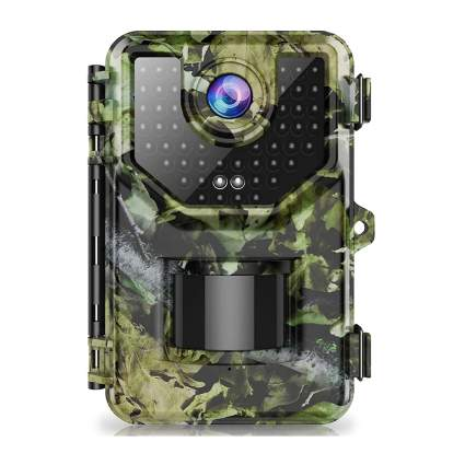 Camo patterend game cam