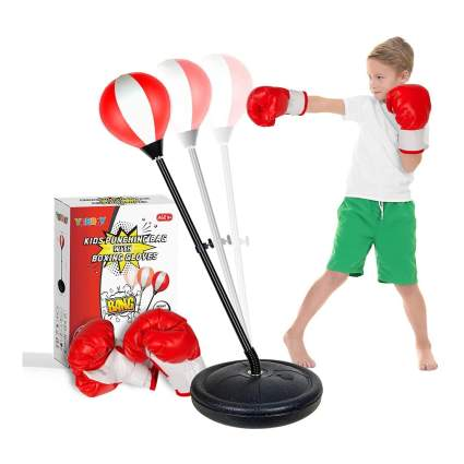 YEEBAY Punching Bag for Kids