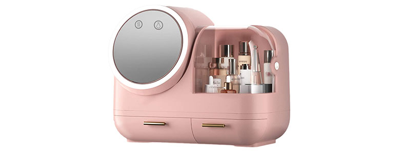 abstica makeup organizer cosmetic