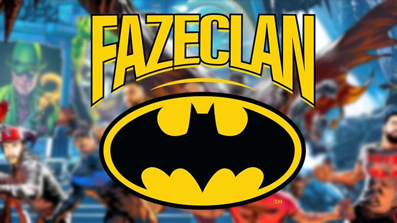 batman faze clan comic