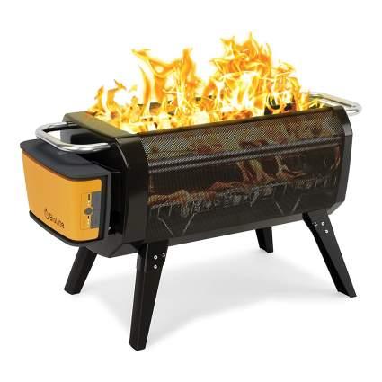 smokeless fire pit
