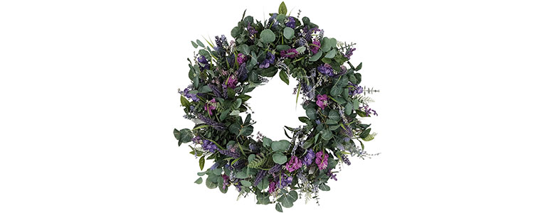 christmas decor international artificial wreath