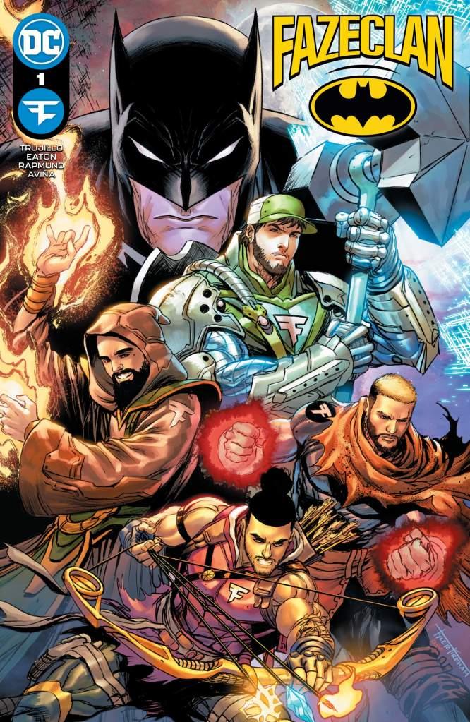 faze clan batman comic
