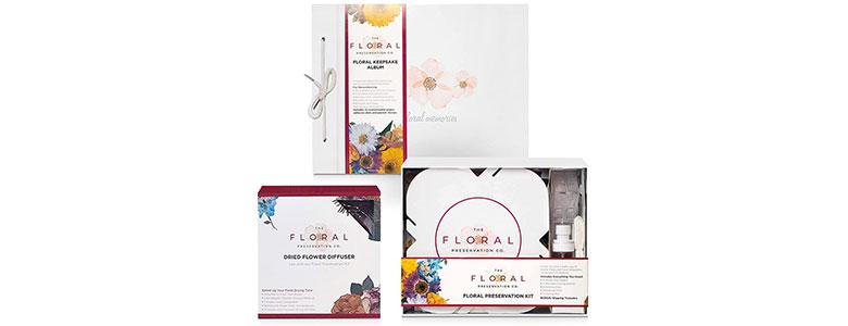 floral preservation kit for crafters