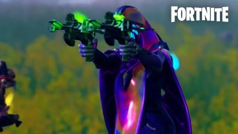 fortnite dual fiend hunter crossbows