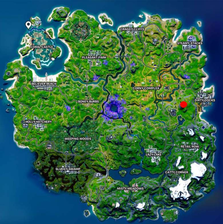 fortnite tiny chair location