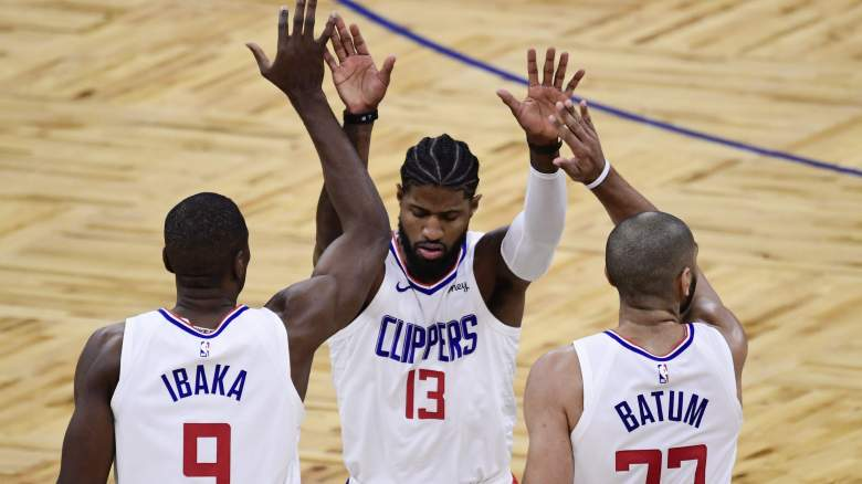 clippers free agents