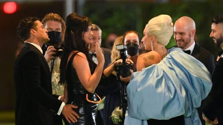 Katy Perry and Lady Gaga