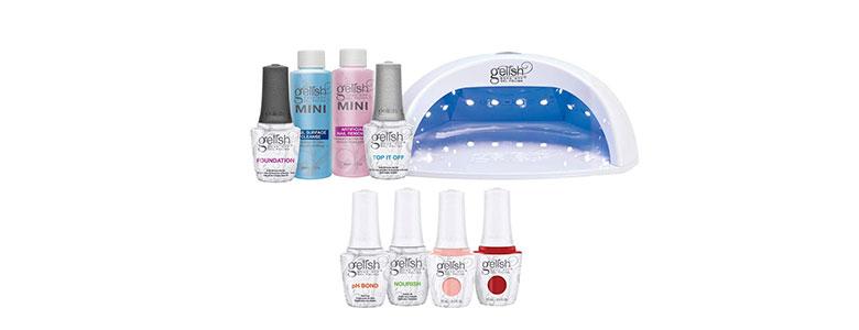 gelish pro kit bundle salon