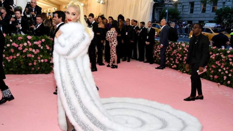 Gwen Stefani Met Gala
