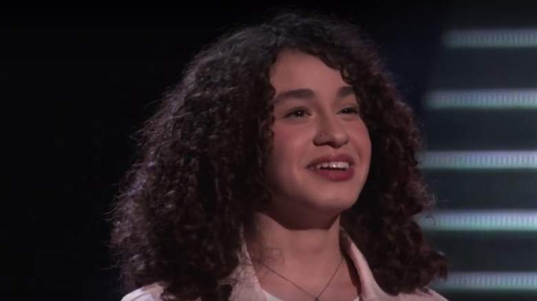 Mia Hailey The Voice
