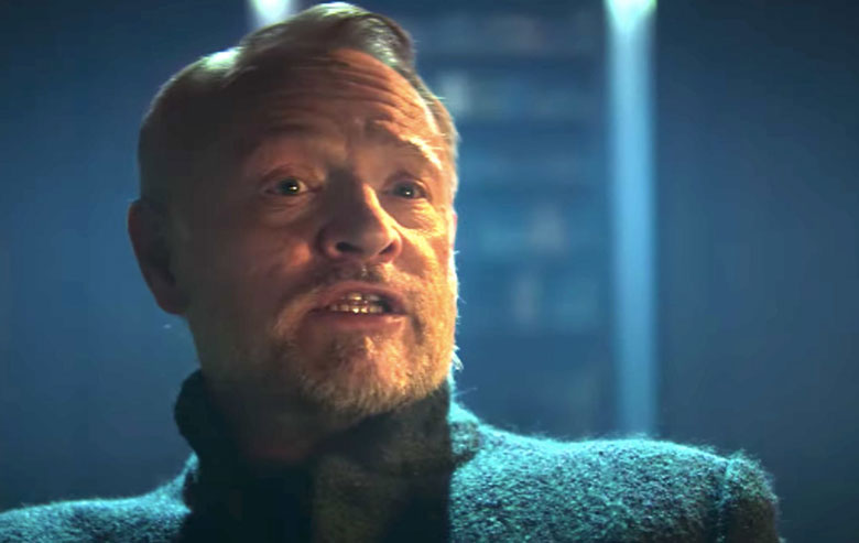"""Jared Harris in Apple TV's """"The Foundation"""""""