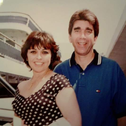 Scott Horn and Anne Allen