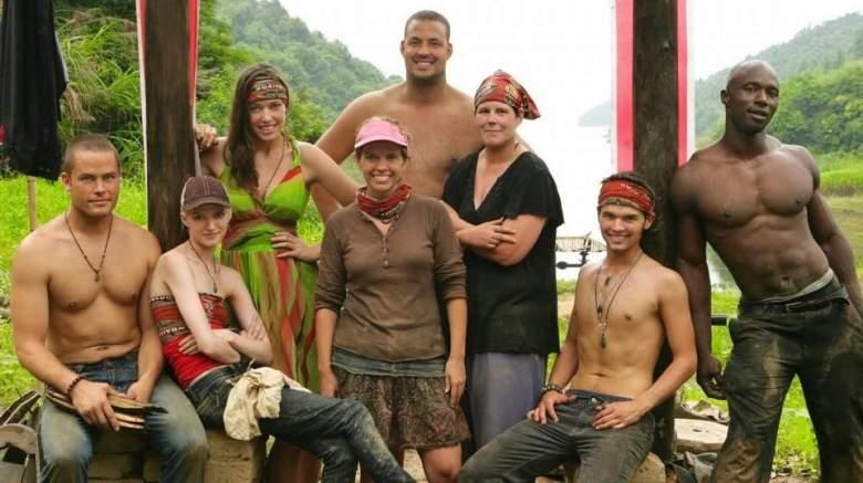 Fei Long tribe on 'Survivor: China'
