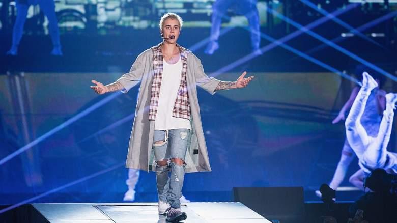 Justin Bieber now