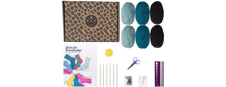 learn to knit premium beginner knitting kit
