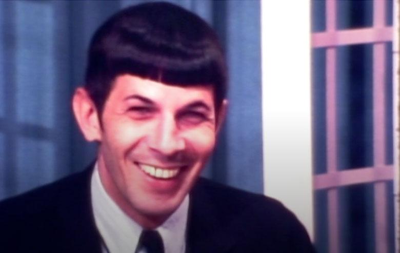 Leonard Nimoy in 1967