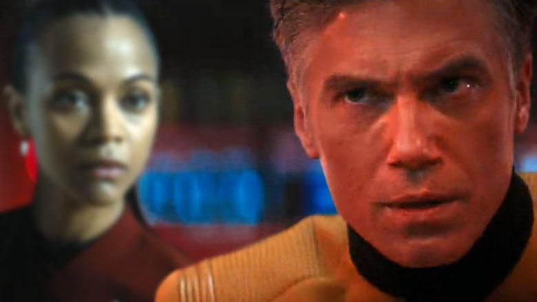 Uhura and Pike