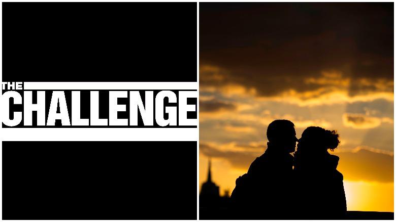 The Challenge couple