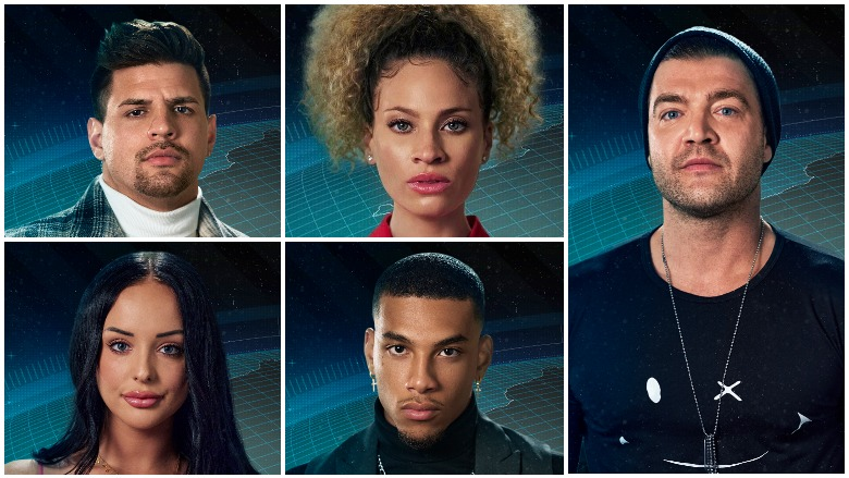 The Challenge: Spies Lies and Allies cast