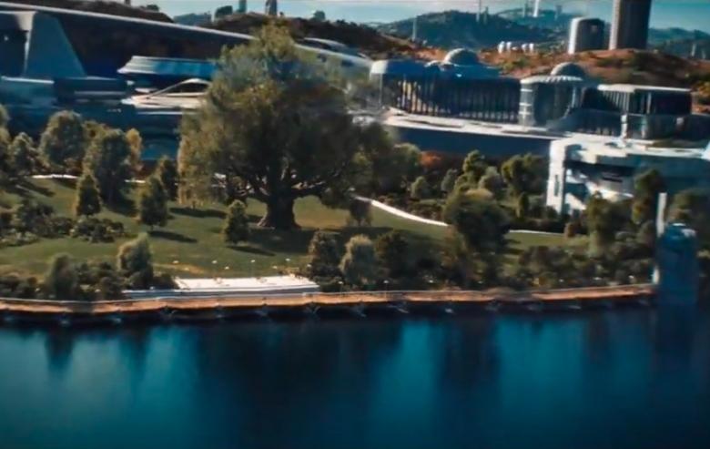 """Starfleet Academy as seen in season 3 of """"Star Trek: Discovery"""""""