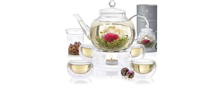 teabloom celebration pot