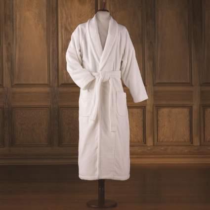 hammacher schlemmer robe