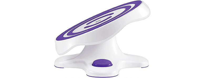 wilton ultra cake turntable and cake stand