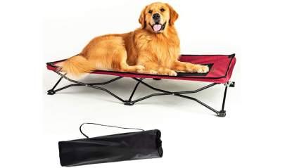 yephho elevated portable sleeping bed
